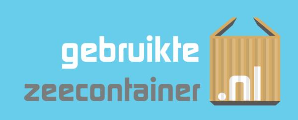 Gebruikte zeecontainer